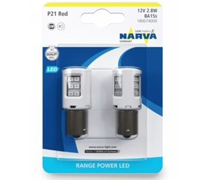 NARVA R21/5W RED LED