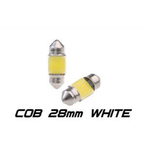 Optima Premium COB Festoon 28 mm белая