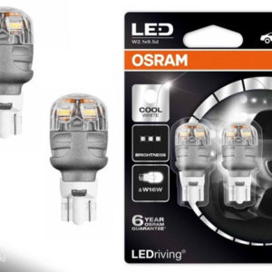 Osram W16W Premium Cool White