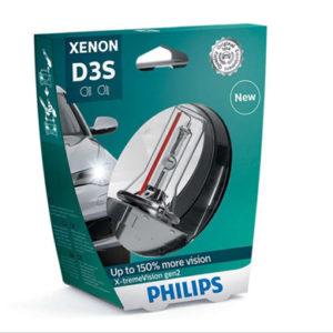Philips D3S X-treme Vision Gen2 (+150%)