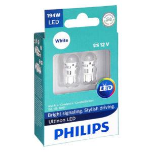 Philips w5w 6000k