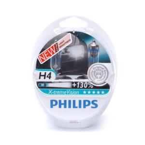 Phillips h4 x-treme vision plus 130